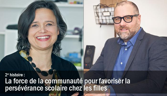 TRAVAILLER ENSEMBLE, POUR LA RÉUSSITE DES JEUNES