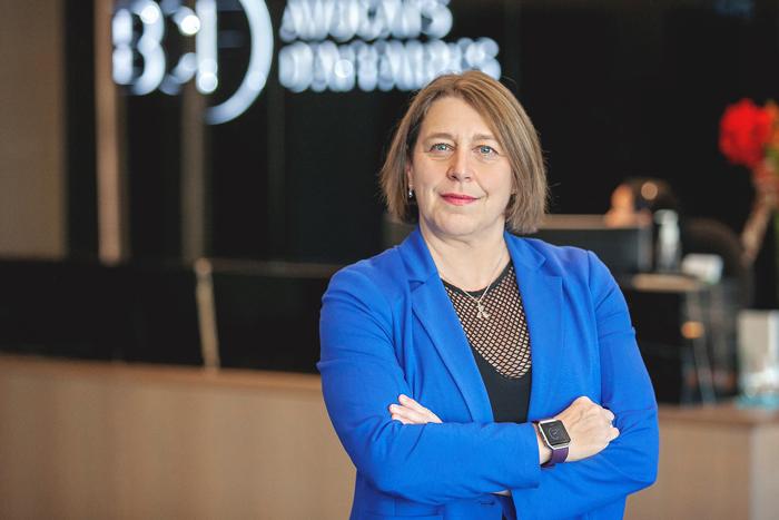 Josée Lapierre, Conseillère senior en ressources humaines, BCF Avocats d'affaires