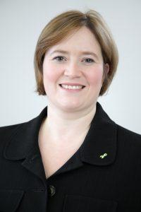 Photo: Andrée Mayer-Périard, directrice générale, Réseau réussite Montréal