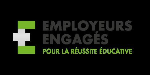 Logo du mouvement national Employeurs engagés pour la réussite éducative