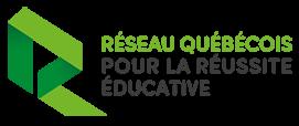 Logo du Réseau québécois pour la réussite éducative